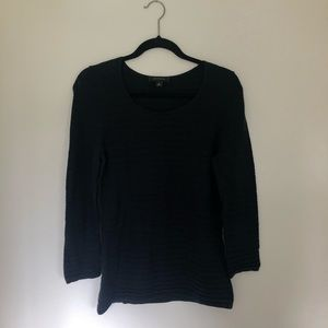 Ann Taylor Ripped Sweater